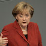 Angela Merkel faces tough 2009