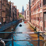 Canals of Amsterdam - what lies beneath?