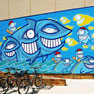 Graffiti artists paid to brighten up Spain