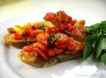 Summer recipes: mouth-party bruschetta