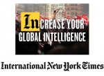 New York Times goes international