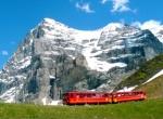 Diccon Bewes: Great Swiss train trips – Jungfraujoch