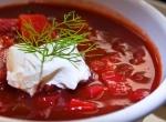 Feel the beet with borscht