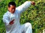 Doing Qi Kwan Do at Amsterdam Martial Arts School