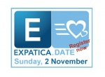 Expatica Mini SpeedDate in Amsterdam – Sunday, 2 November