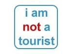 """""""i am not a tourist"""" Expat Fair in Amsterdam: For settled expats and new arrivals."""